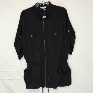 CJ Banks NWT 2X Plus Size Women Coat Jacket